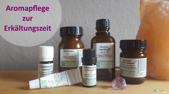 Ingeborg Stadelmann Aromapflege zur Erkältungszeit