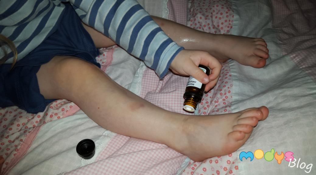 Wachstumsschmerzen - wenn die Beine weh tun