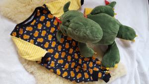 Schnittmuster Pepino Schlafanzug bunte Nähigkeiten